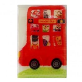 Magnet London Bus