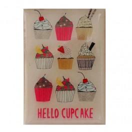 Magnet Hello Cupcake